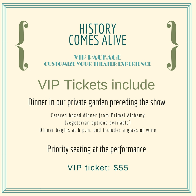 Copy of VIP Tickets