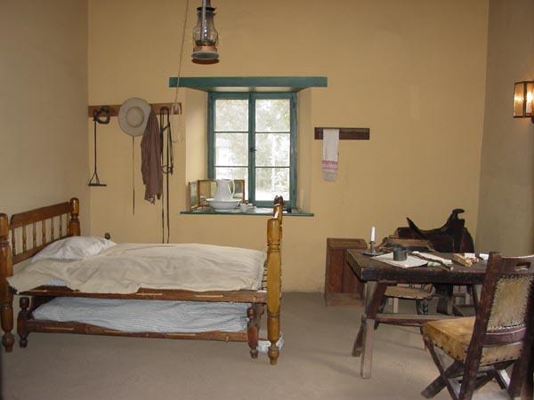 Image of foreman's room