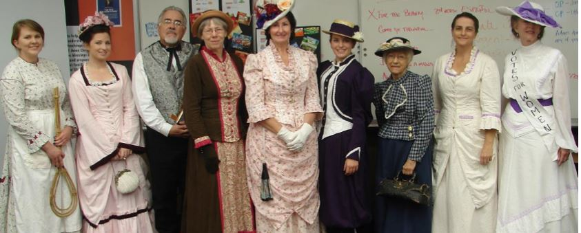 Living History Docents