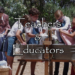 Teachers and Educators