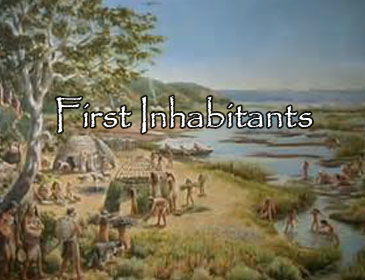 First Inhabitants