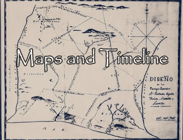 Maps and Timeline