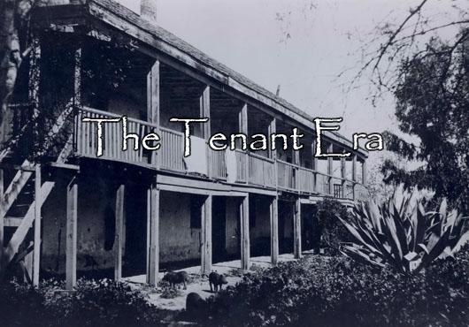 The Tenant Era