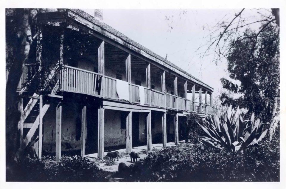 Bixby House, Tenant Era