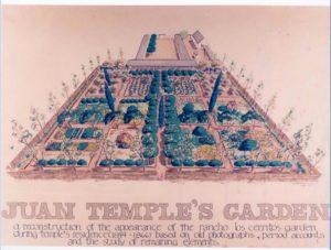 Juan Temple's Garden