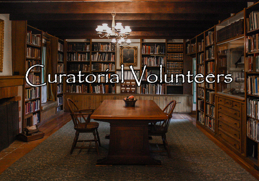 Curatorial Volunteers