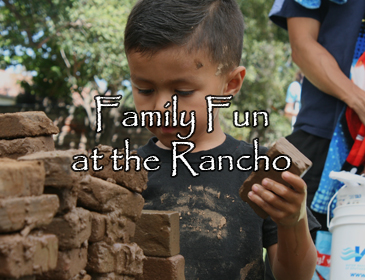 Family Fun at the Rancho