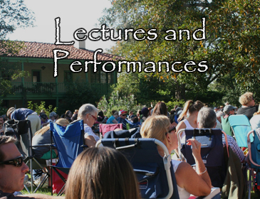 Lectures and Performances
