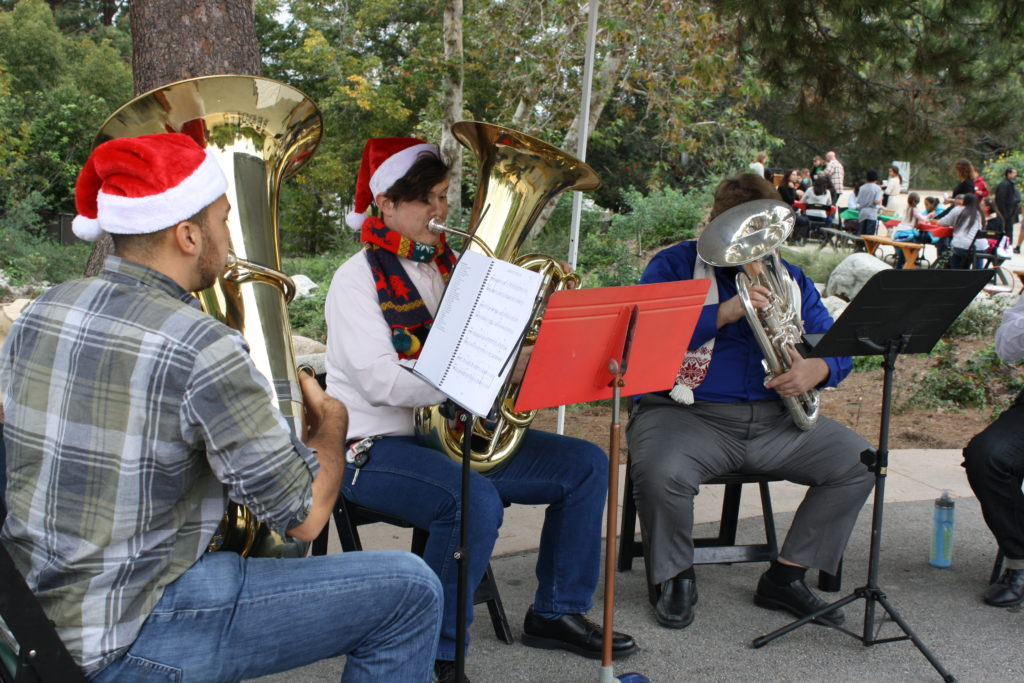 OTCF 16 Brass band