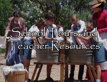 School Tours and Teacher Resources