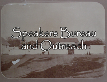 Speakers Bureau and Outreach