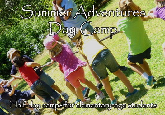 Summer Adventures Day Camp