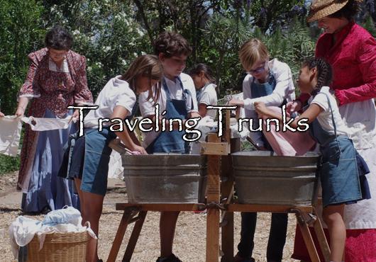 Traveling Trunks
