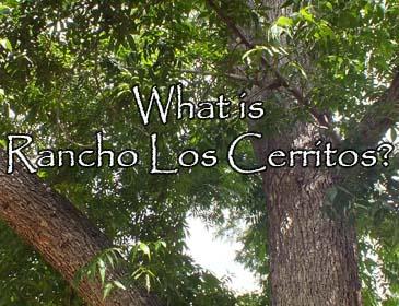 What is Rancho Los Cerritos