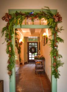 Christmas Hallway Decorations