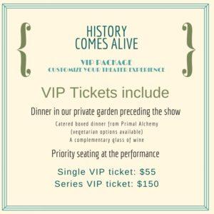 VIP Tickets (1)