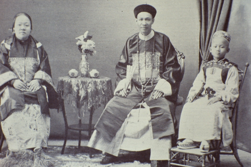 Domestic servants from China in 19th-century California