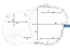 Backyard Map Dimensions