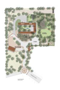 Site Plan Wedding Layout