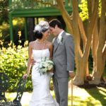 Backyard Wedding by Gavin Wade