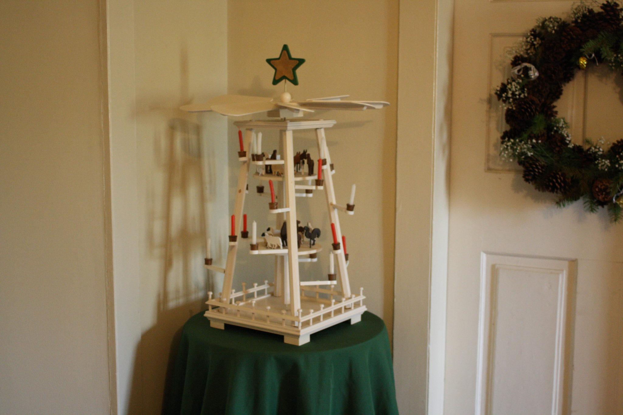 German Christmas Tree.German Christmas Tree 4 Rancho Los Cerritos Historic Site
