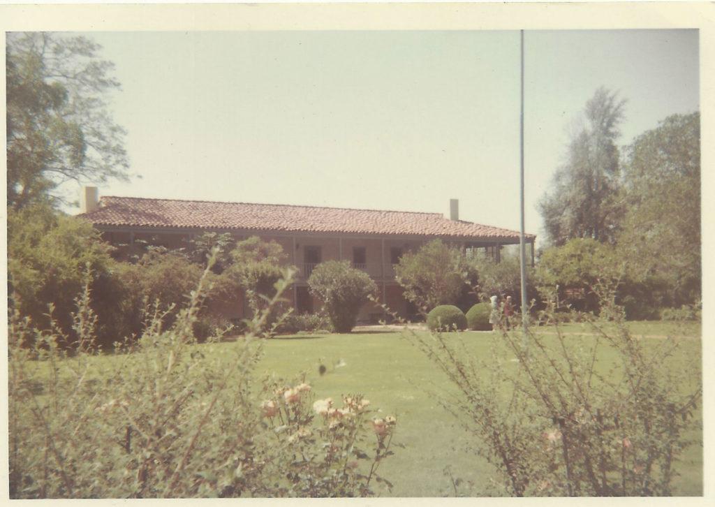 Rancho Los Cerritos, circa 1967