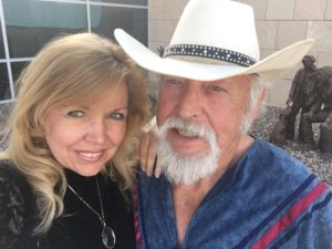 Romancing the West's singer/songwriter Christina Lynn Martin and cowboy balladeer Butch Martin are bringing their documentary concert / dinner-show to Rancho Los Cerritos Saturday June 22, 2019.