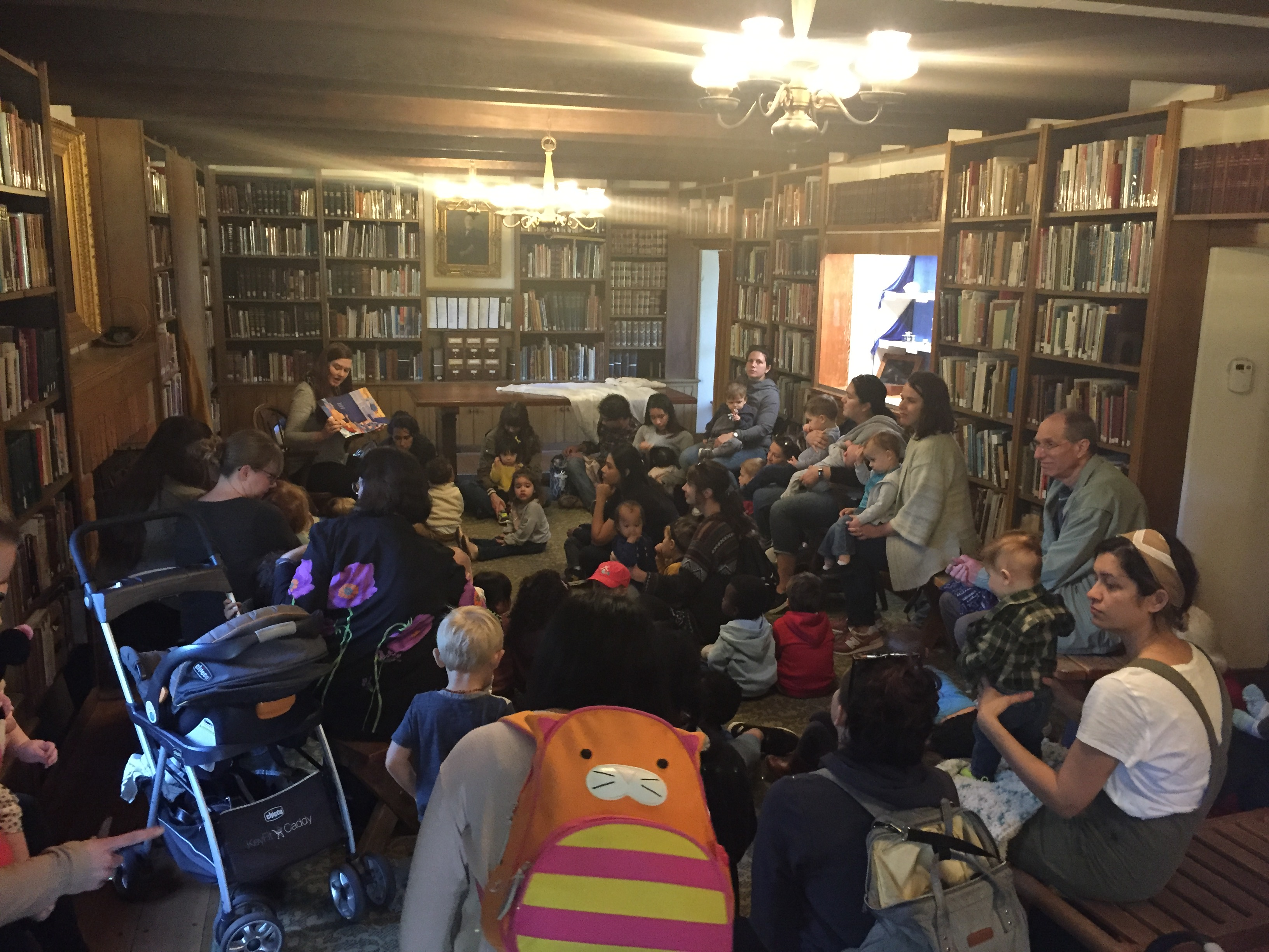 Please join us at storytime every Tuesday at Rancho Los Cerritos from 9:30 to 10 a.m.