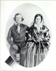FPF with his wife Antonia Margarita Workman de Temple.