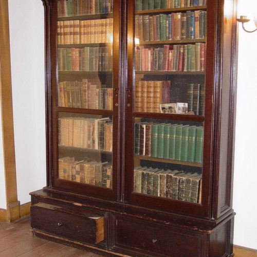 19th Century Bookcase