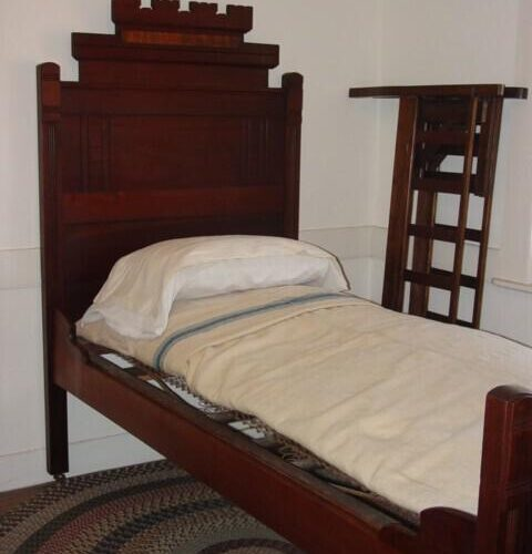19th Century Children's Bed