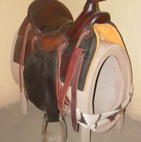 19th Century Saddle