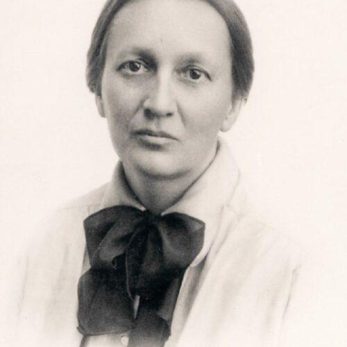 Fanny Bixby Spencer 1879 - 1930