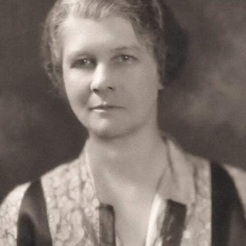 Florence Green Bixby 1876 - 1961 - Photo Courtesy of Rancho Los Alamitos Historic Ranch and Gardens
