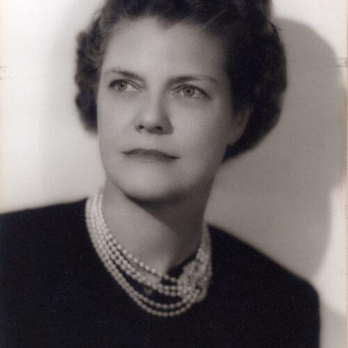Katharine Bixby Hotchkis 1899 - 1979